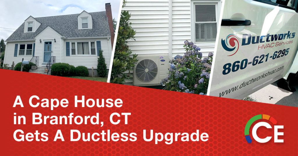 Ductless VRF Case Study | Heating and Cooling Solutions for Homes