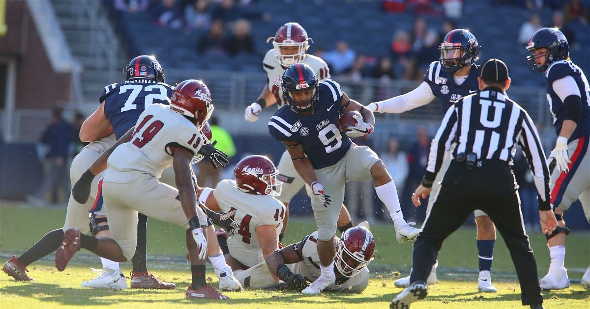 Column: Is the backdoor open to a bowl game for Ole Miss?
