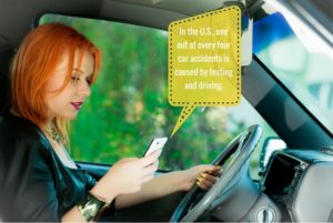 Texting and Driving Statistics, Don't Do It
