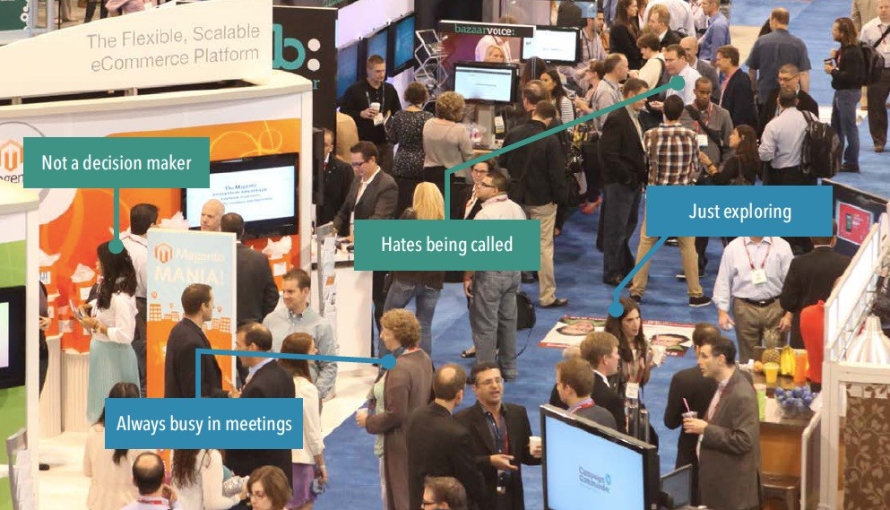 Maximizing B2B Sales from a Tradeshow Exhibit