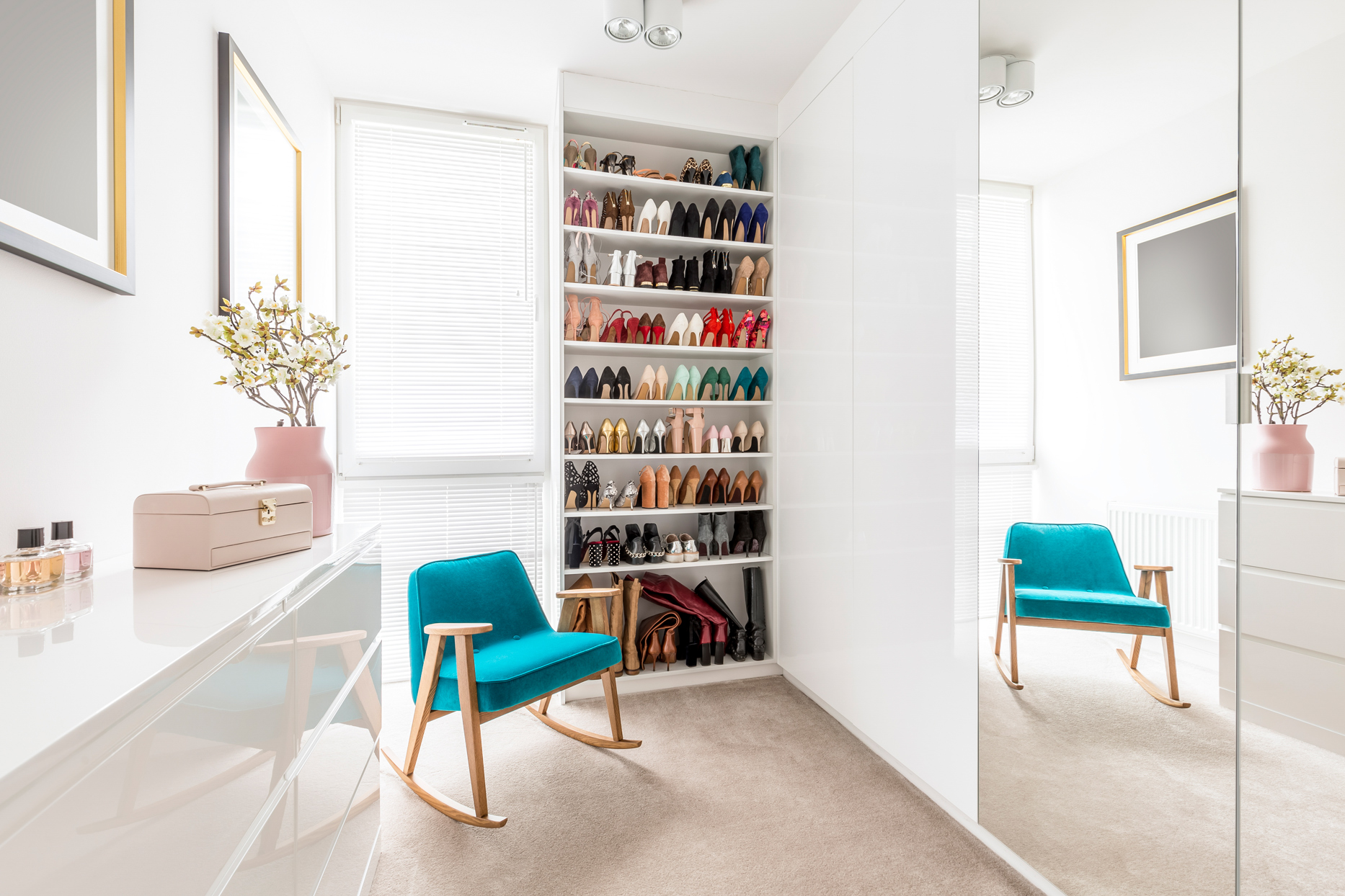 The Best Way to Organize Your Shoes