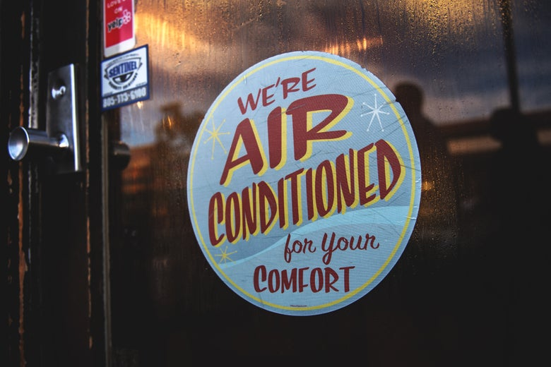How Much Should You Worry About Air Conditioning and COVID-19?