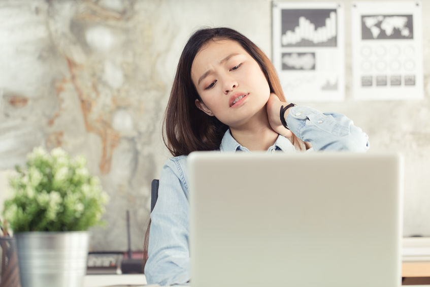 WFH causing neck pain? Try these tips to ease discomfort | AZ Big Media