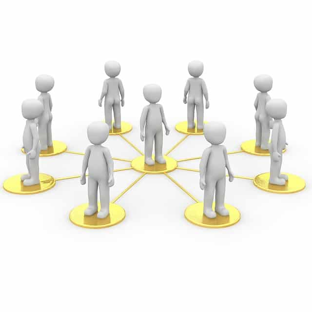 Using Groups on Social Media to Build Relationships | Website Designs