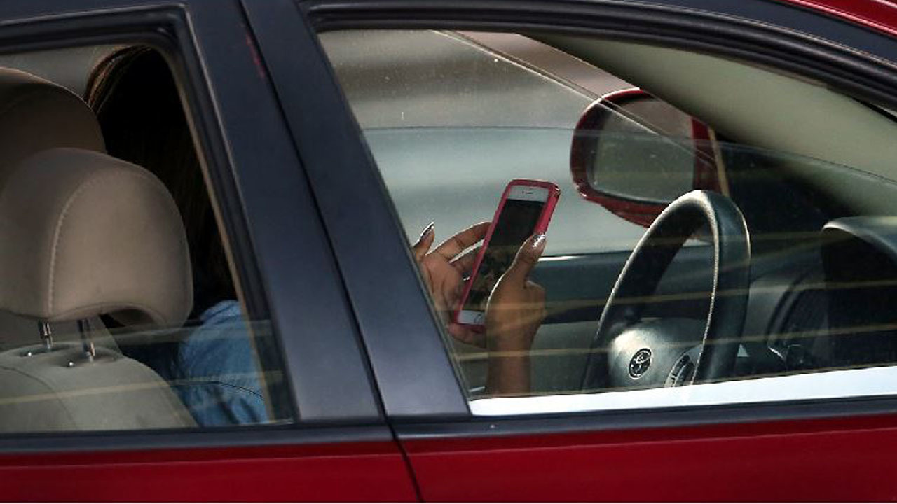 Ask 2: What is the city doing to make strict laws about distracted driving?