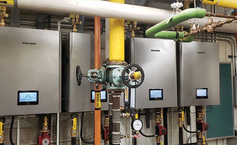 Opportunity knocks for hydronic heating industry