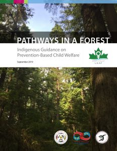 Shifting the Child Protection System | West Coast LEAF