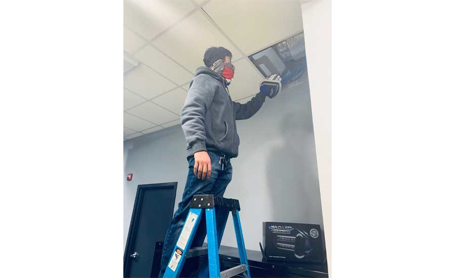 New Jersey Contractor Helps Schools Reopen Safely with Indoor Air Quality Investments