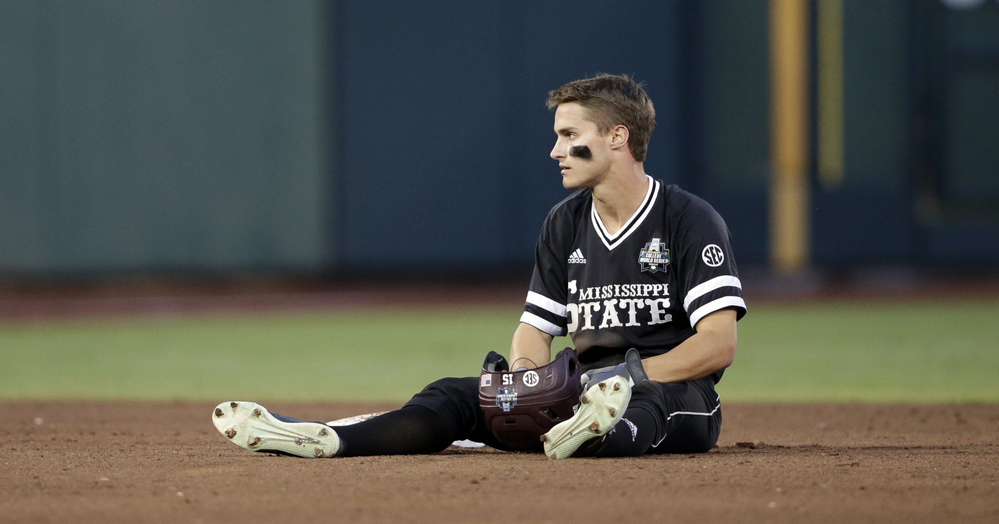 'A mutant': Why Mississippi State players, coaches aren't worried about Jake Mangum's slump