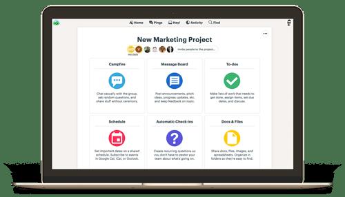 Basecamp is hiring a Head of Marketing