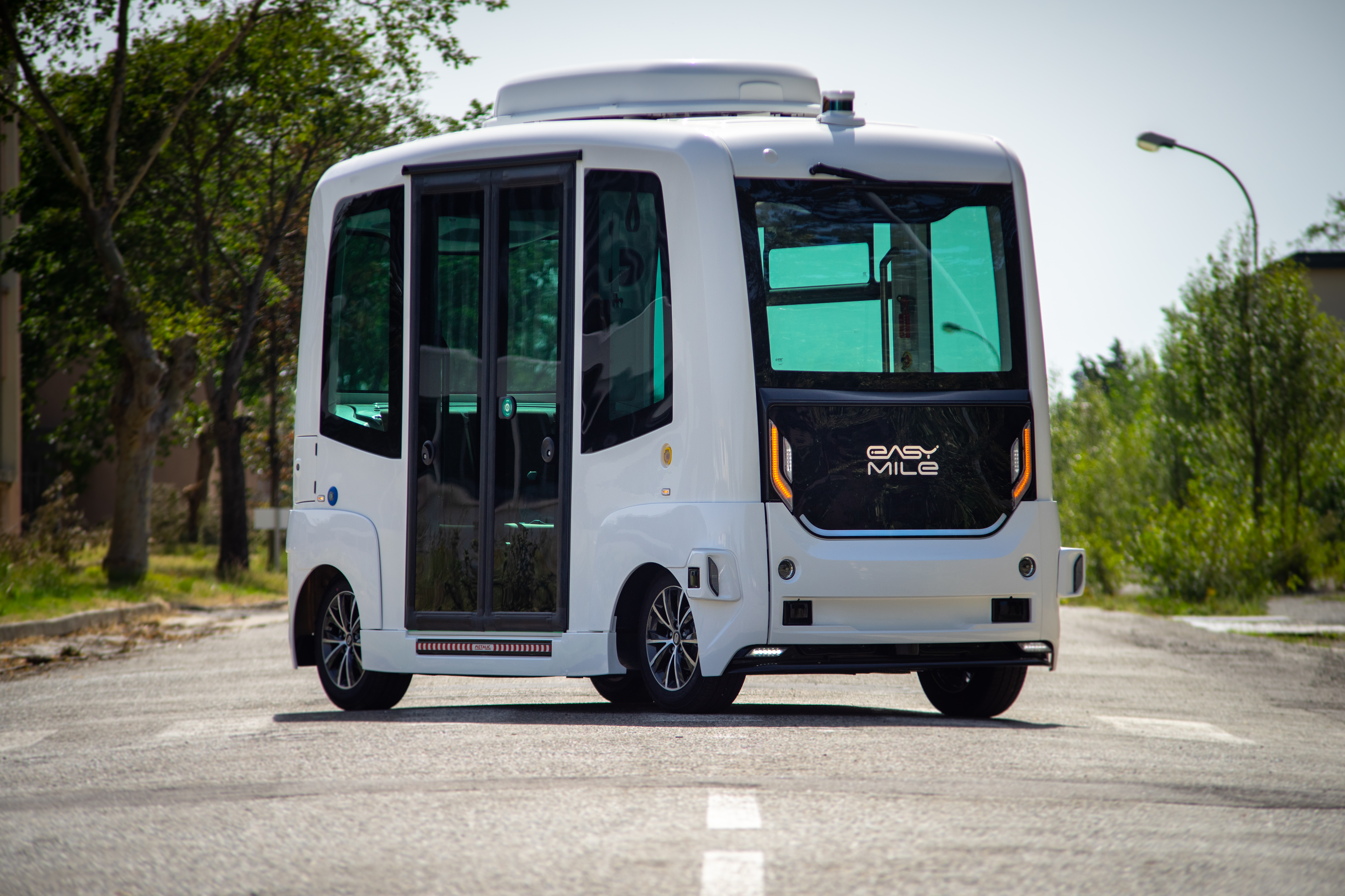 Columbus relaunches self-driving shuttle for food delivery - Cities Today - Connecting the world's urban leaders