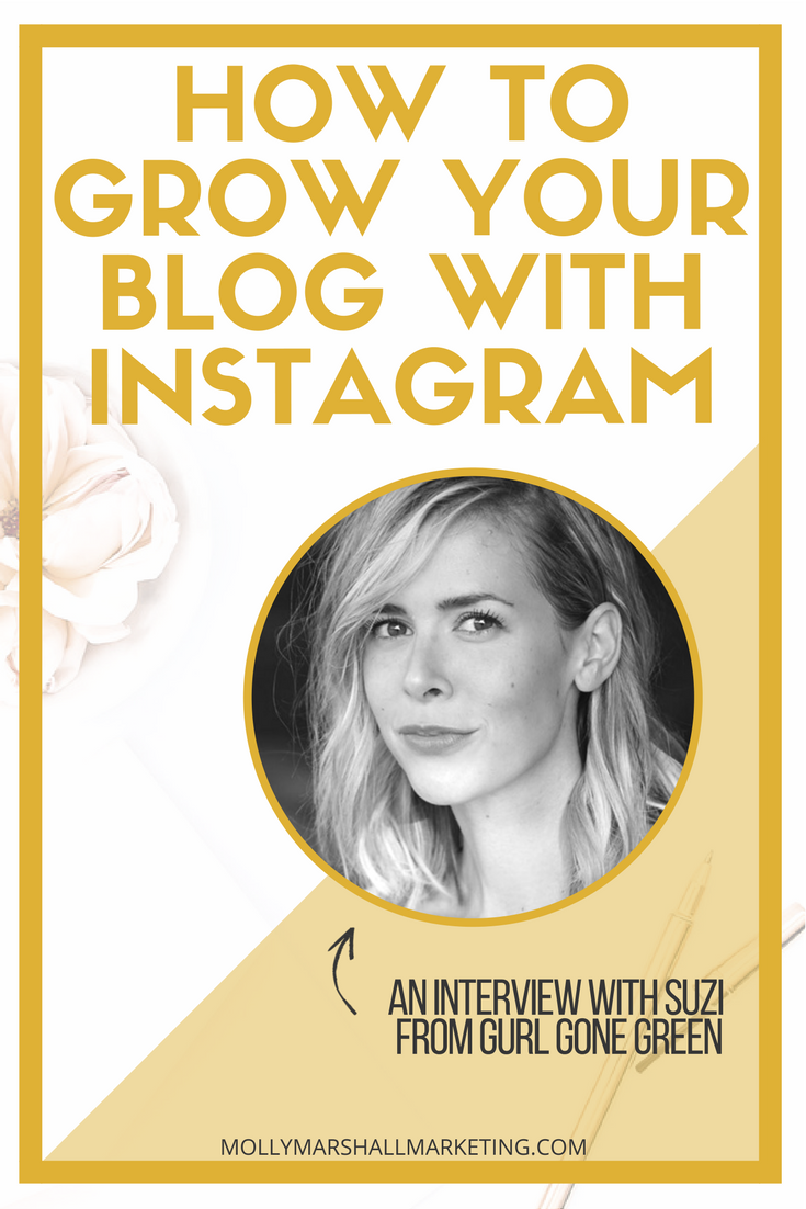 How To Grow Your Blog With Instagram   Instagram Marketing Tips and Social Media for Small Business