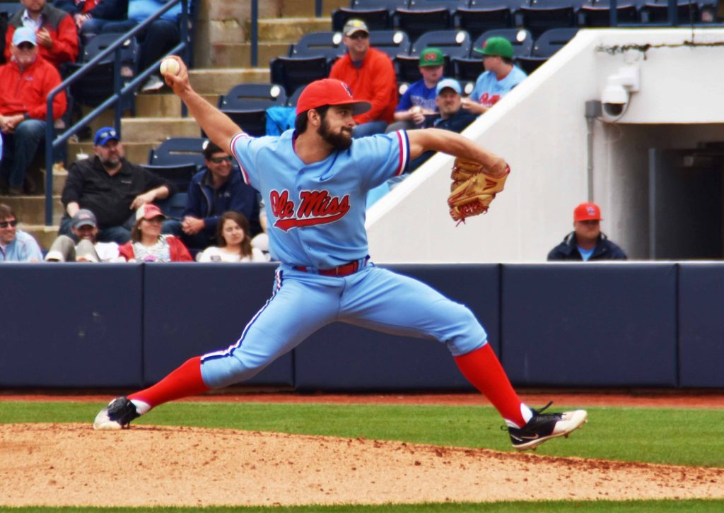 Rebels step up at the plate, advance to SEC Championship