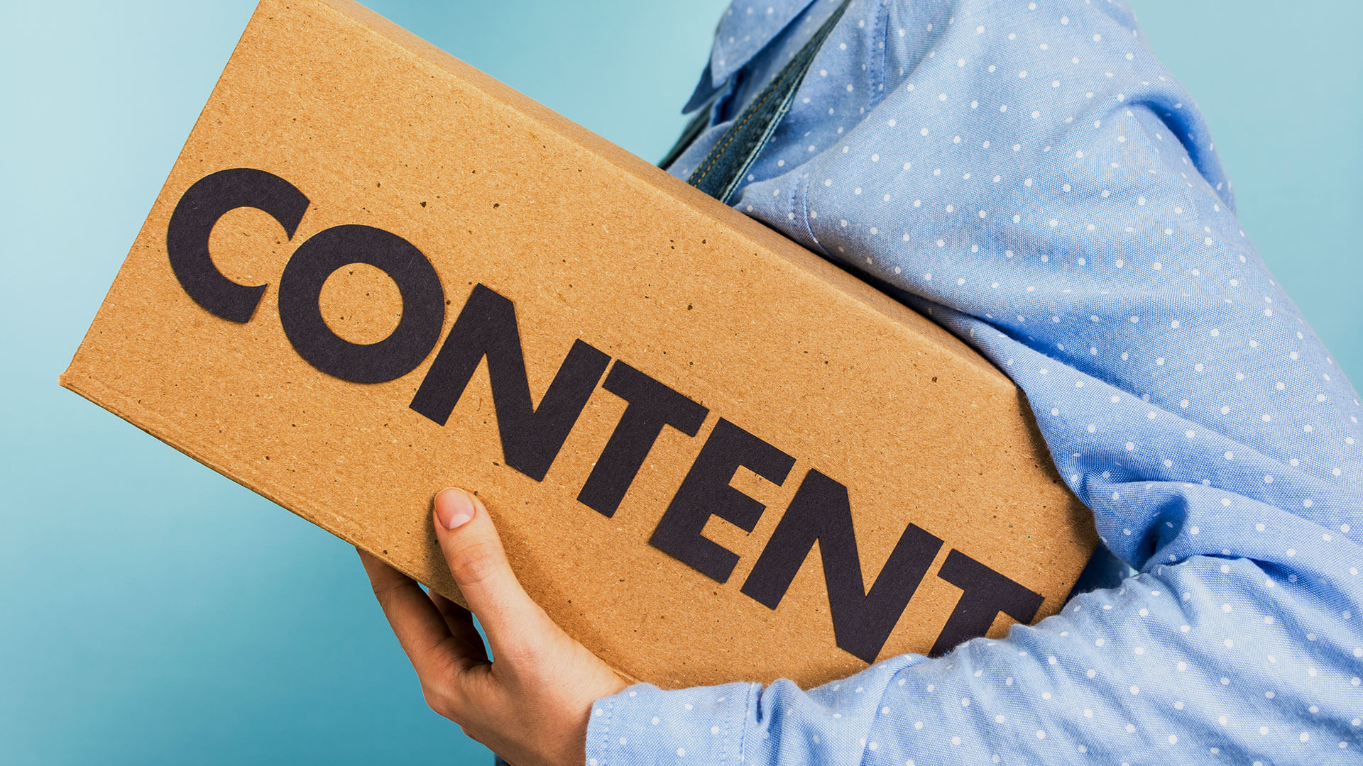 Clean and fast content unleashes marketing's potential