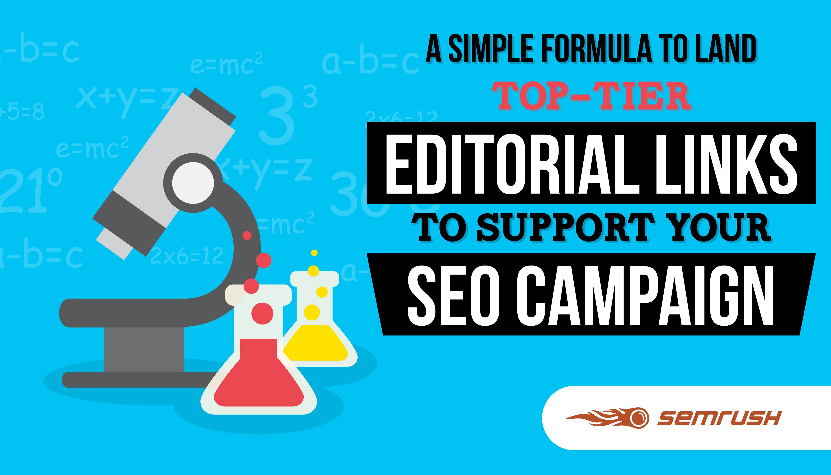 A Simple Formula To Land Top-Tier Links To Support Your SEO Campaign