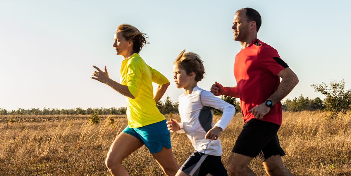 Should Kids Run Long? Here's What They (and You) Need to Know