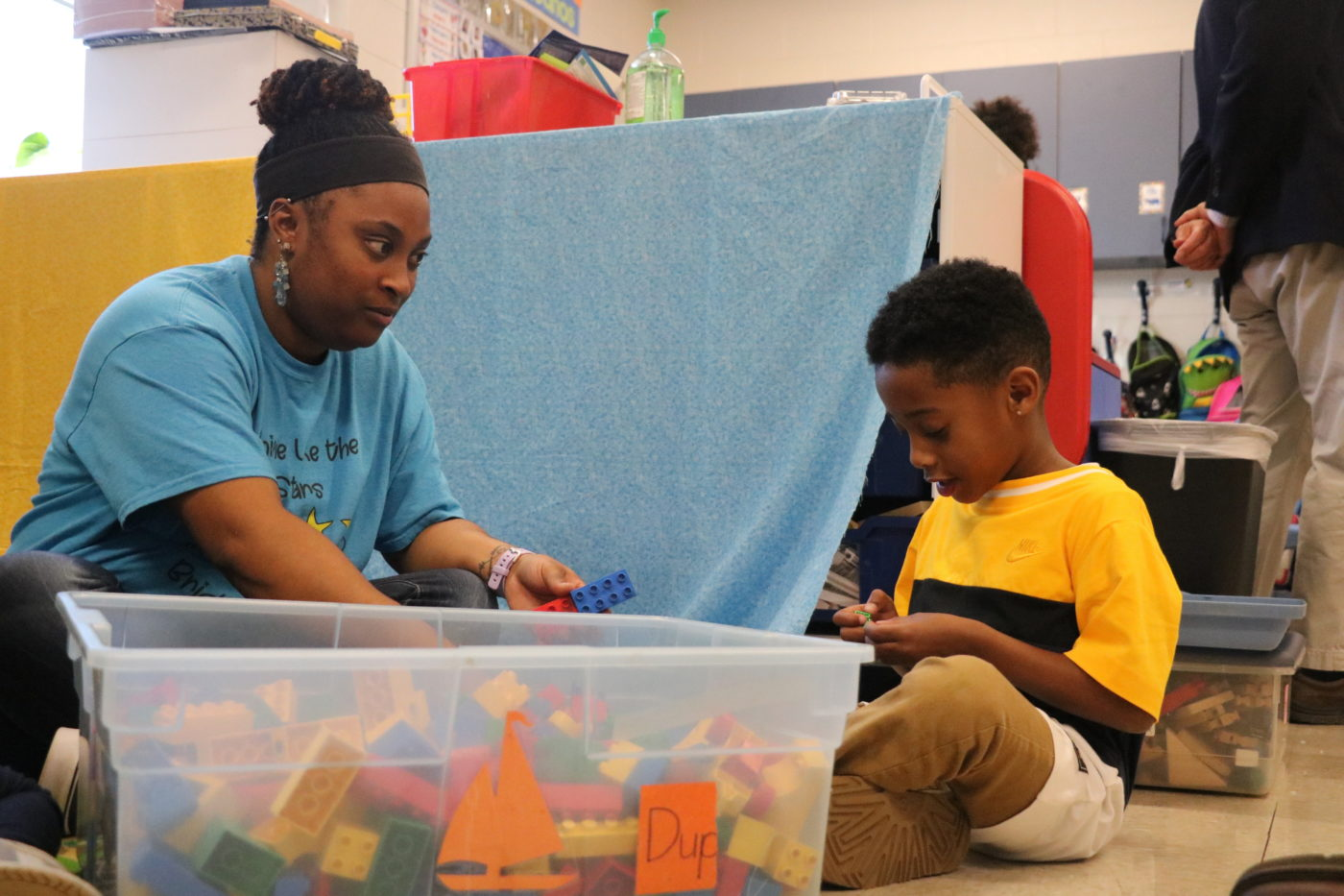 What does learning look like in high-quality preschools?