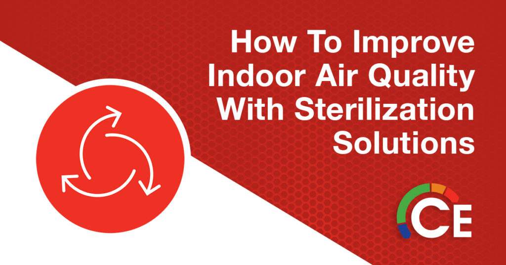 How to Improve Indoor Air Quality with Sterilization Solutions