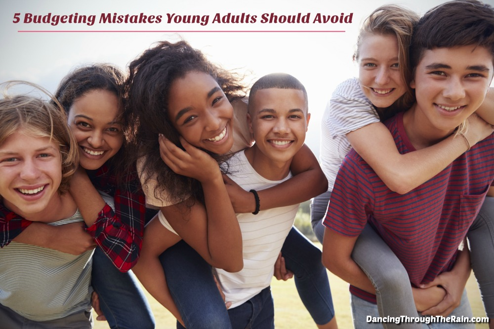 5 Common Budgeting Mistakes Young Adults Should Avoid