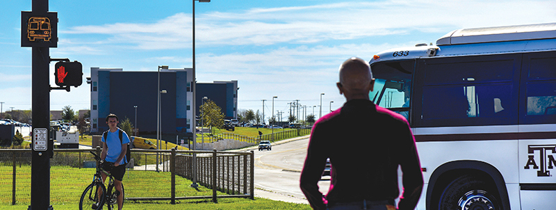 People First: Advanced Technology Improves Safety near Transit Stops
