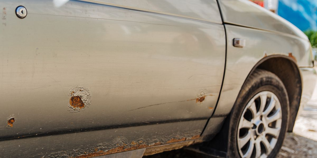 How to Prevent and Remove Rust on Your Car Like a Pro
