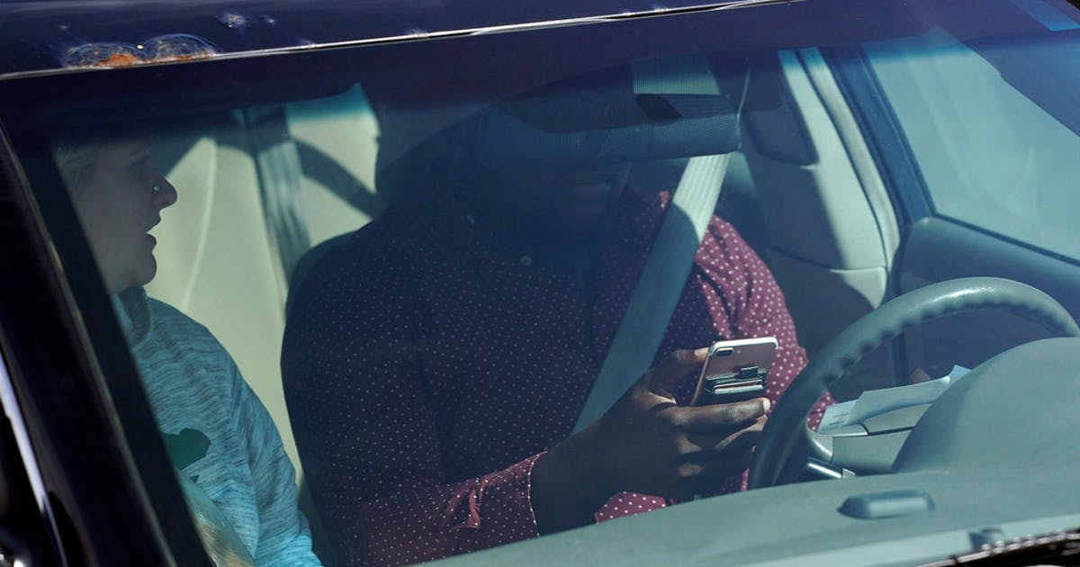 Campaign canceled, but no time off for distracted driving enforcement