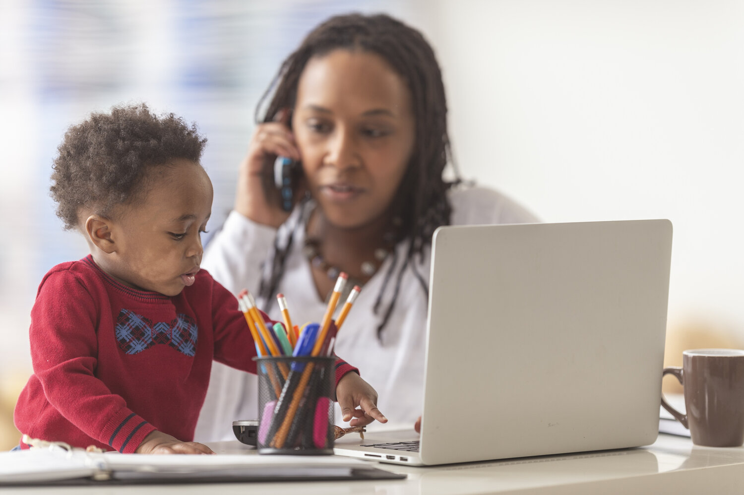 Parenting in the Time of Coronavirus: How to balance working from home While Caring for Kids — Child Development and Parent Consultation