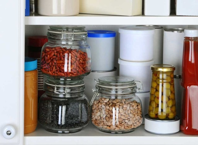 7 Ways To Reorganize Your Pantry To Lose Weight | Eat This Not That