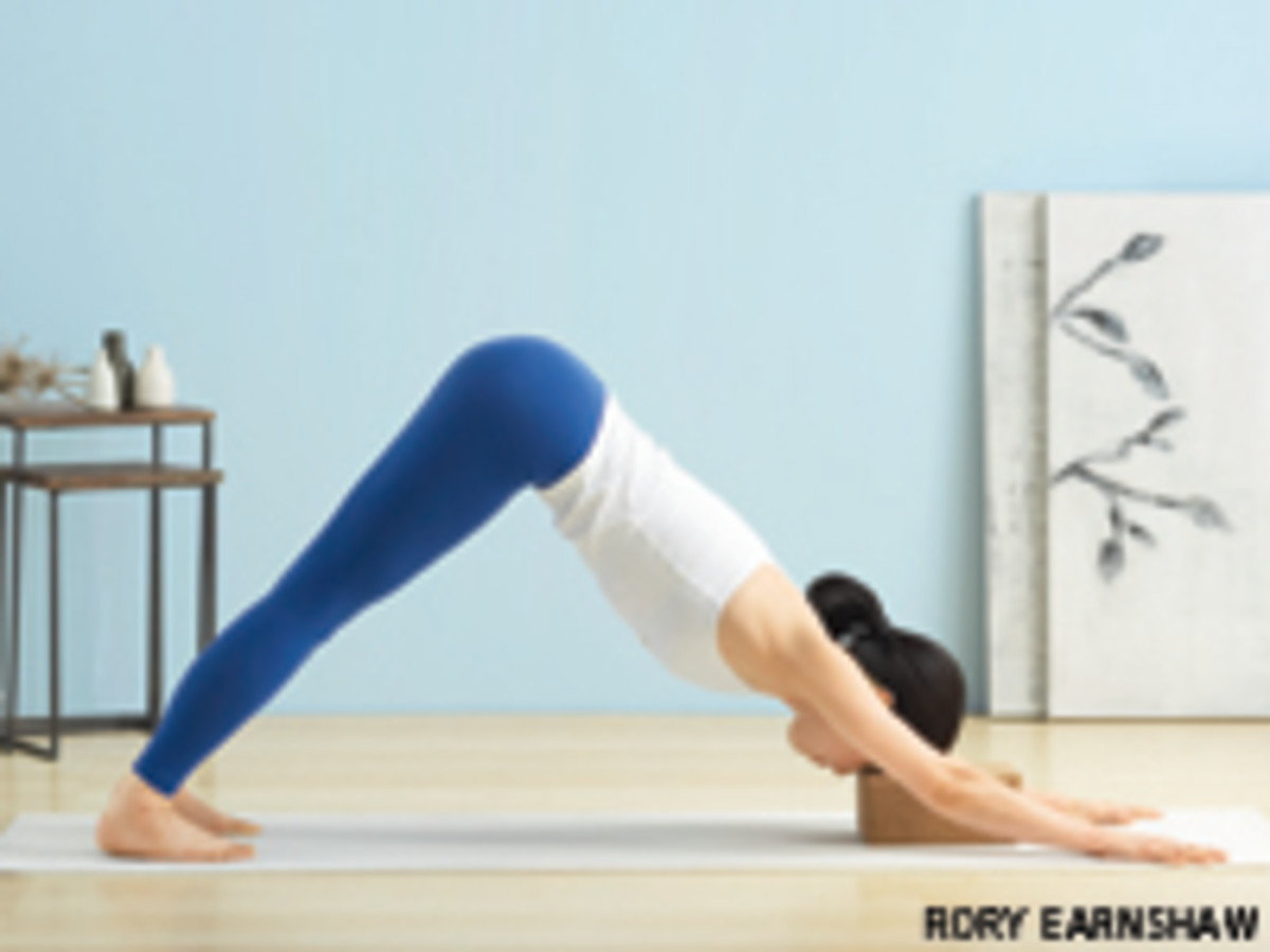 Have Anxiety? Practice Asana