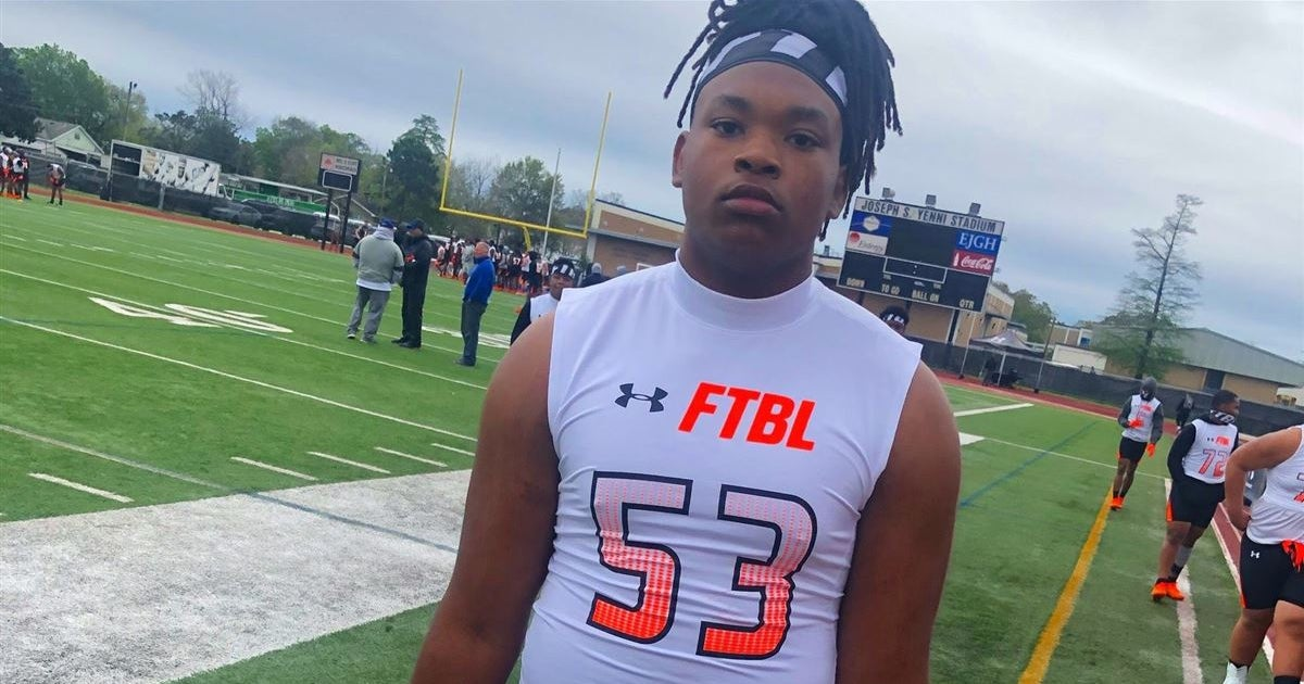 Instate Spotlight: Makylan Pounders' First Offer From Ole Miss