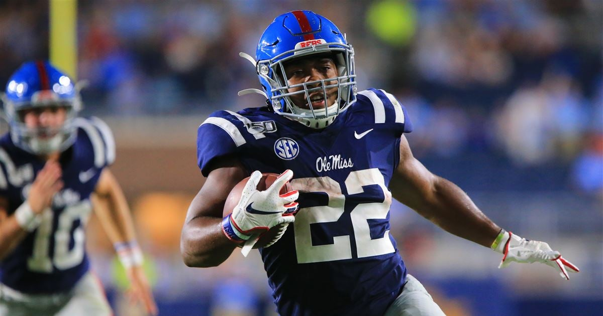 Early analysis of draft-eligible Ole Miss Rebels