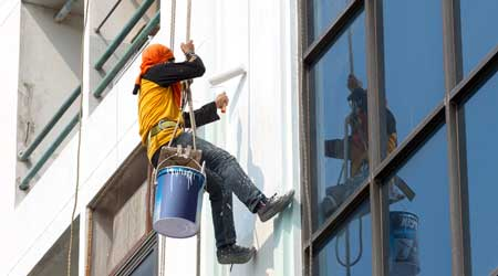 Painting for Savings: Coating Offers Cooling Properties