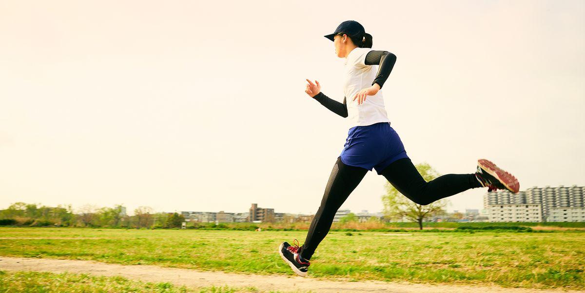 The Average Person Burns 100 Calories Per Mile Running