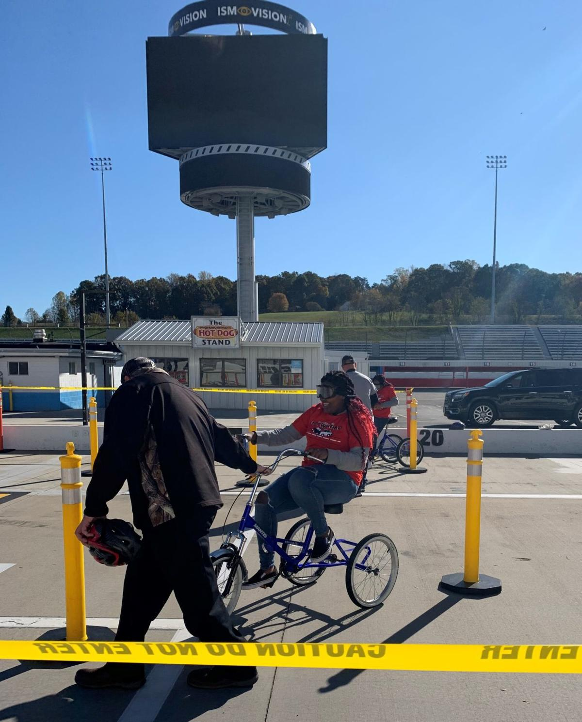 Program at Martinsville Speedway helps student drivers learn to drive smart -- and safe