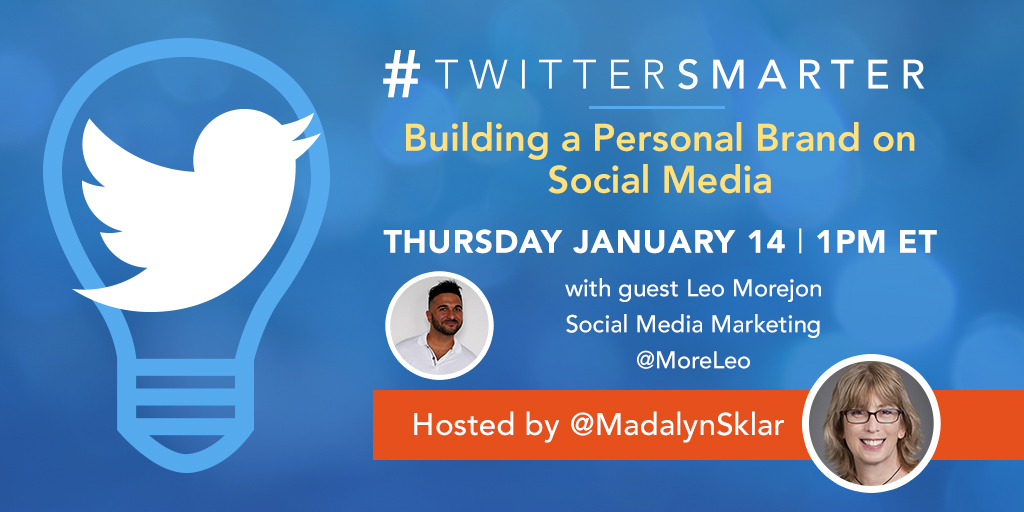 Building a Personal Brand on Social Media