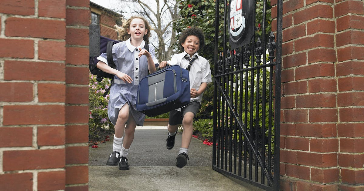 11 types of parent you'll meet at the school gate