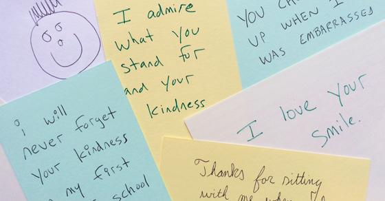 100 Ways to Help Kids Practice Kindness