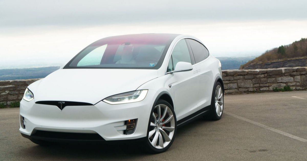 Tesla tricked into speeding by researchers using electrical tape