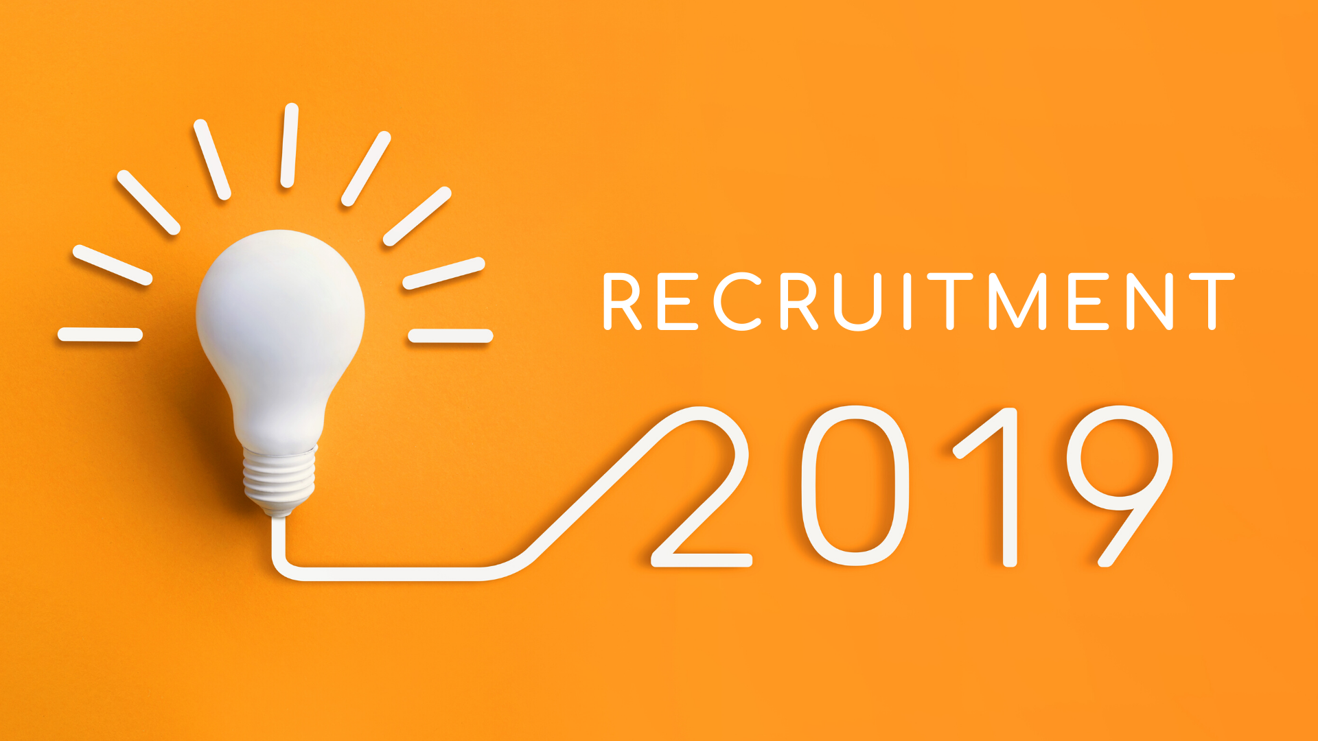 30 recruitment statistics you should be aware of in 2019