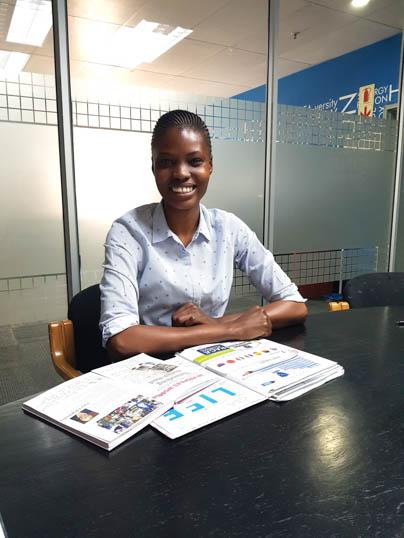 Samkelwa Xaba:  Making dreams a reality