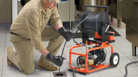 Drain Cleaning: Keeping Pipes Free and Clear