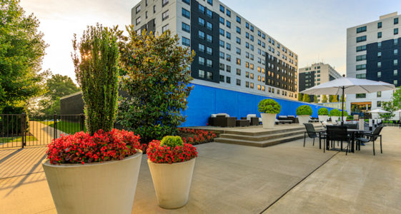 How To Create Welcoming Outdoor Spaces At Your Facility