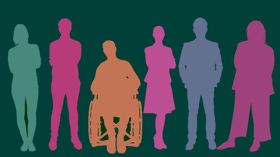 Half of employers don't actively attract disabled workers, study finds