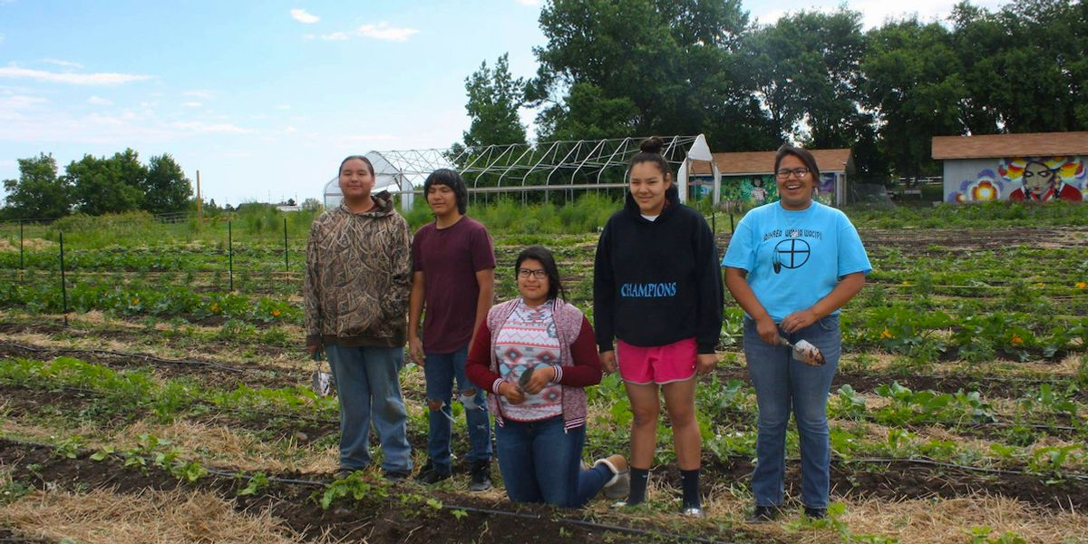 8 Gardening Tips From Indigenous Food Growers