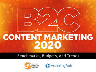 2020 B2C Content Marketing: An Excellent Adventure [New Research]