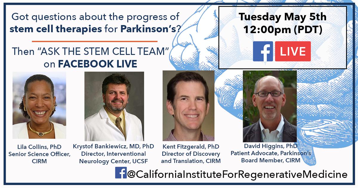 Stem Cells for Parkinson's Disease