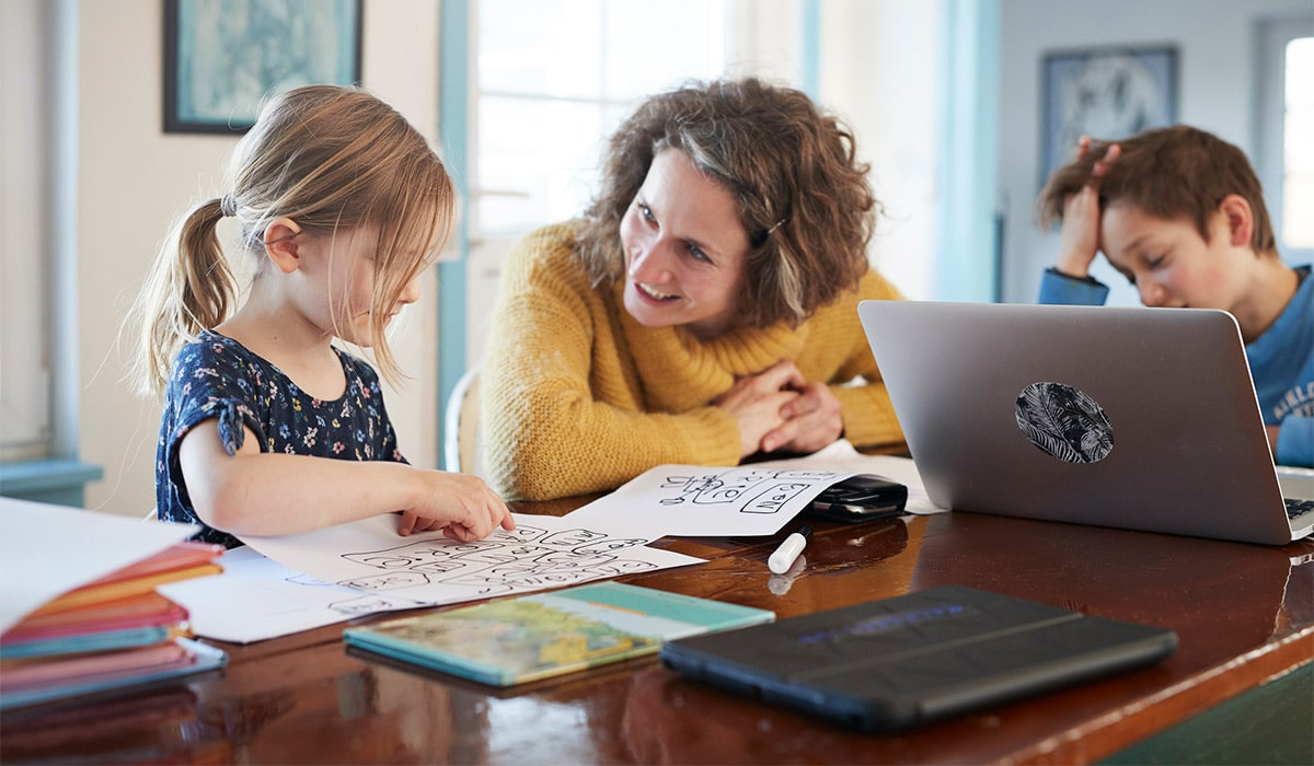 Government has 'no solid plan for home-schooling'