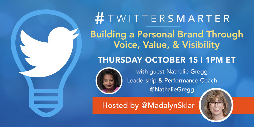 Building a Personal Brand Through Voice, Value, and Visibility