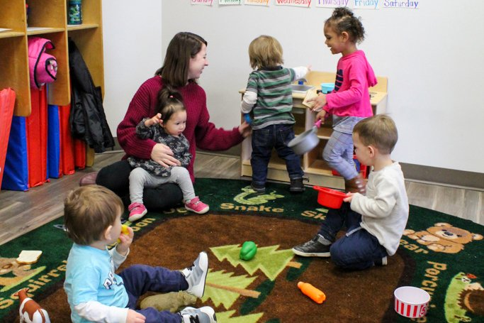 Reviewing State Policies: Child Care Ratios and Class Sizes