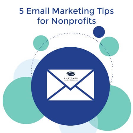 5 Email Marketing Tips for Nonprofits